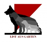 Лист Аус Гартен / List aus Garten