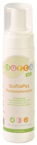 DuftaPet- сухой шампунь