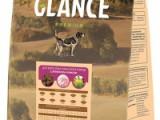 Glance, корм сухой для щенков всех пород с индейкой и рисом, 20 кг